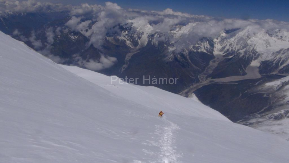 07-Horia na ceste z vrcholového plató