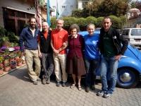 Joao, ja, Pusty, Miss Hawley, Kinga a Horia v Kathmandu