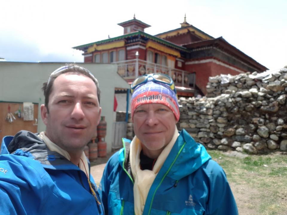 Pangboche kláštor