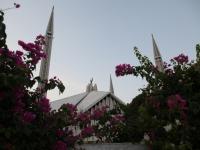 Faisalova mešita v Islamabade