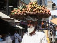 Trhovisko v Rawalpindi
