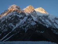 Broad Peak zo základného tábora