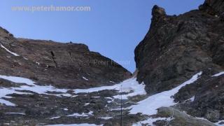 Nekonečný vrcholový žľab Lhotse