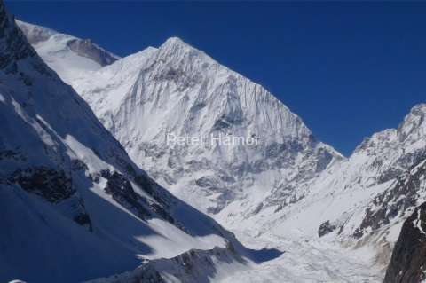 Manaslu North (7 157 m)