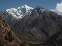 Údolie Solo Khumbu a Taboche