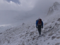 Vietor a sneh, také sú naše posledné dni.