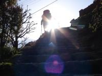Cesta k slnku - Chhomrong.